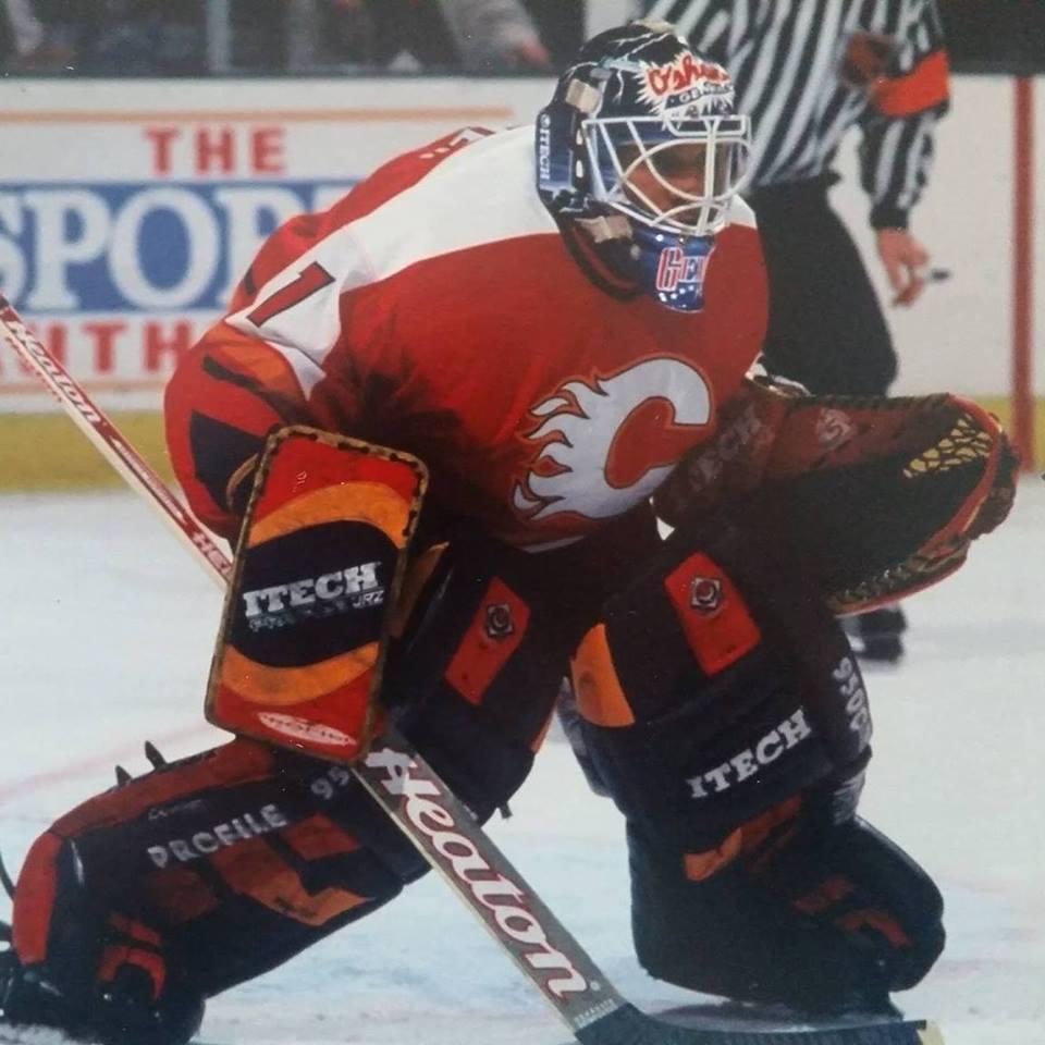 Tyrone Garner Goalie Coaching Tyrone Garner Centre Ice